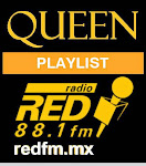 QUEEN en playlist de Radio Red FM 88.1