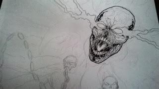 draw spawn art print