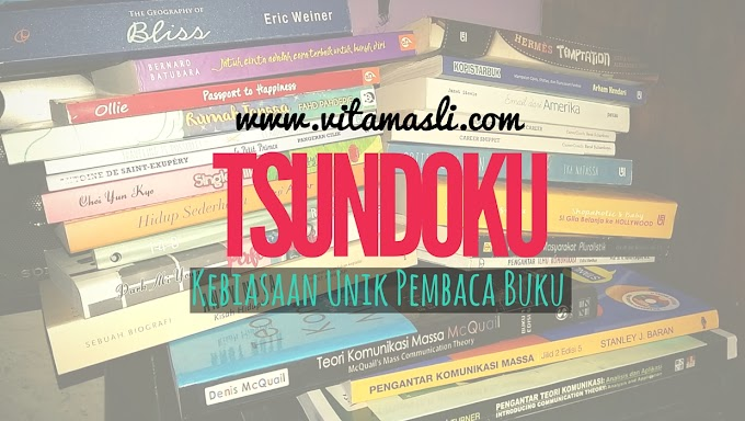 Tsundoku, Kebiasaan Unik Pembaca Buku