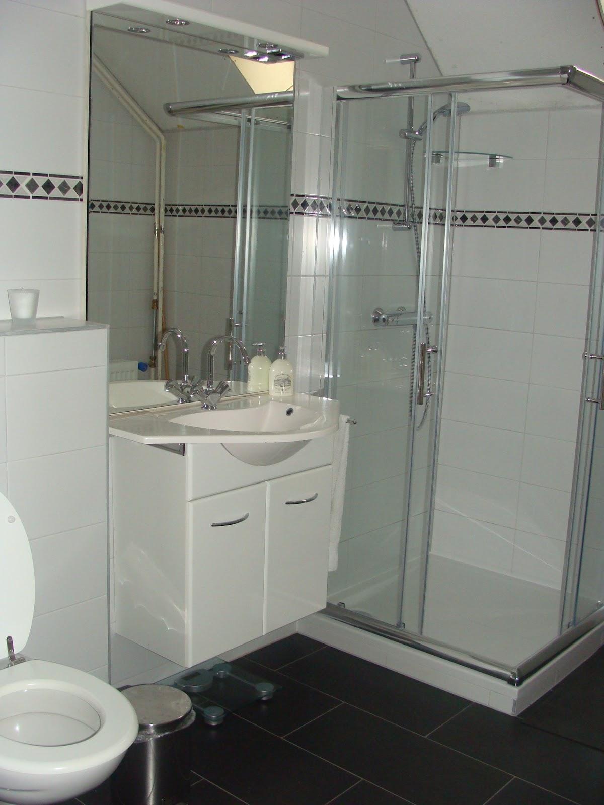 Sjanies kaarten badkamer en kaartjes - Wasgoed in de badkamer ...
