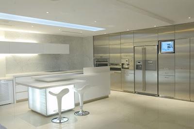 Best kitchen interior design ideas stainless steel for Best kitchen designs 2011