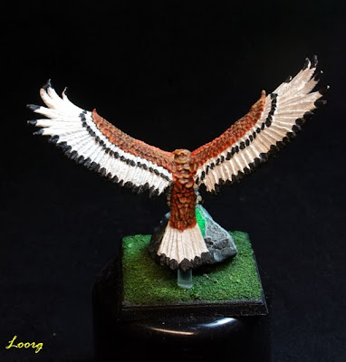 Great Eagle of the Misty Mountains