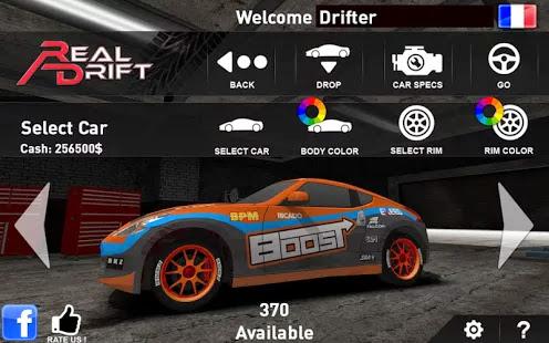 Real Drift Car Racing Full Apk Obb