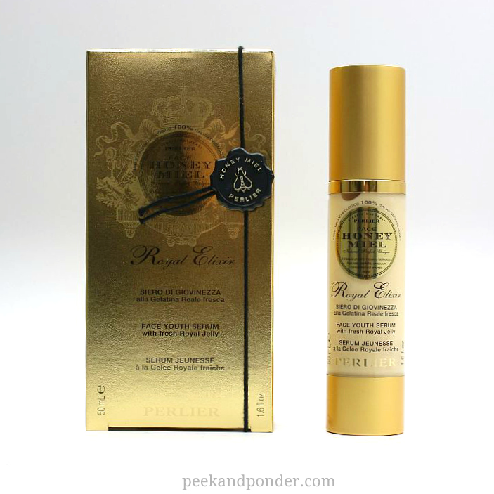 Perlier Royal Elixir Face Youth Serum