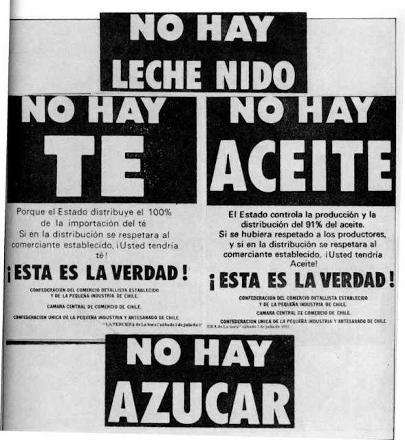Allende violo los DDHH Teazucarte7