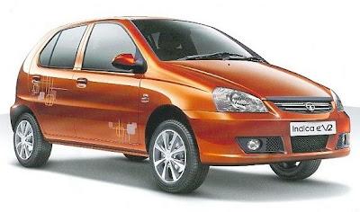 Tata EV2 Indica