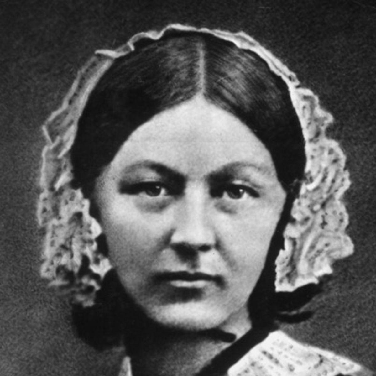 Florence Nightingale Enfermagem Por Amor