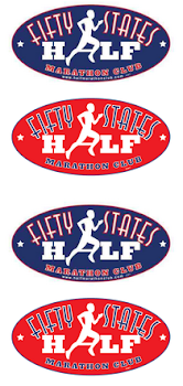 OFFICIAL WEBSITE of Fifty States HALF Marathon Club