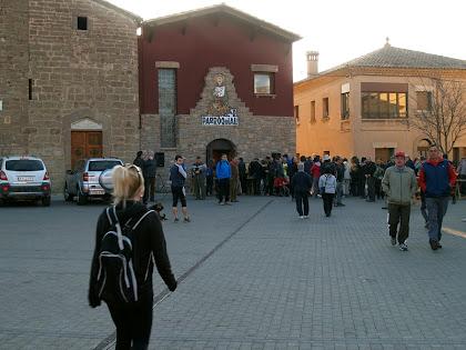 La Plaça de Roc Garcia o Plaça de l'Església