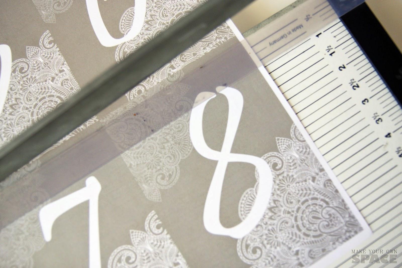 numery stołów, wesele, ślub
