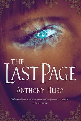 The Last Page by Anthony Huso
