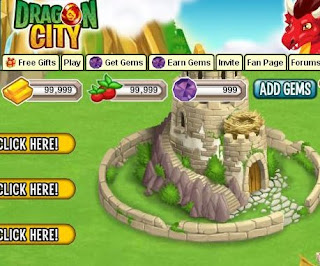 Dragon City Cheats Tool