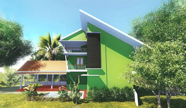 rumah minimalis villa minimalis arsitek jogja rumah modern