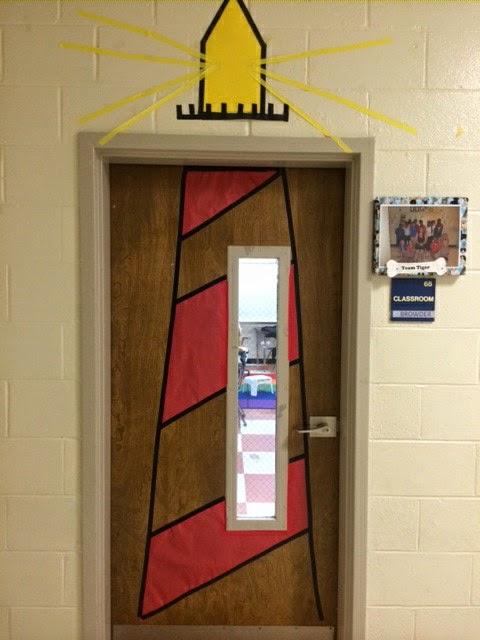 Science Classroom Door Decorations : Science notebooking teaching and technology door