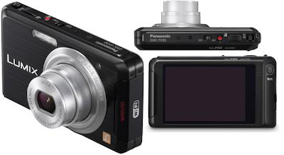 Panasonic Lumix FX90, 12MP With Upload Facility Via WiFi & Full HD Video Recording