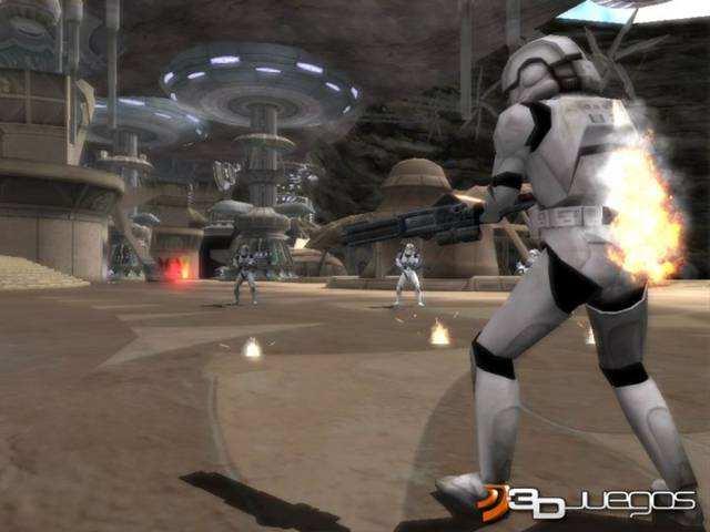 Star Wars Battlefront 2 PC Full Español ISO DVD5 Descargar