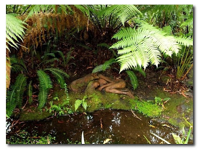 Las esculturas mágicas de Bruno Torfs - Marysville Australia - Jardín de esculturas14