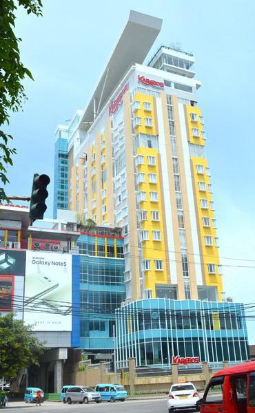Hut karebosi condotel harga kamar rp for Dekor ulang tahun di kamar hotel