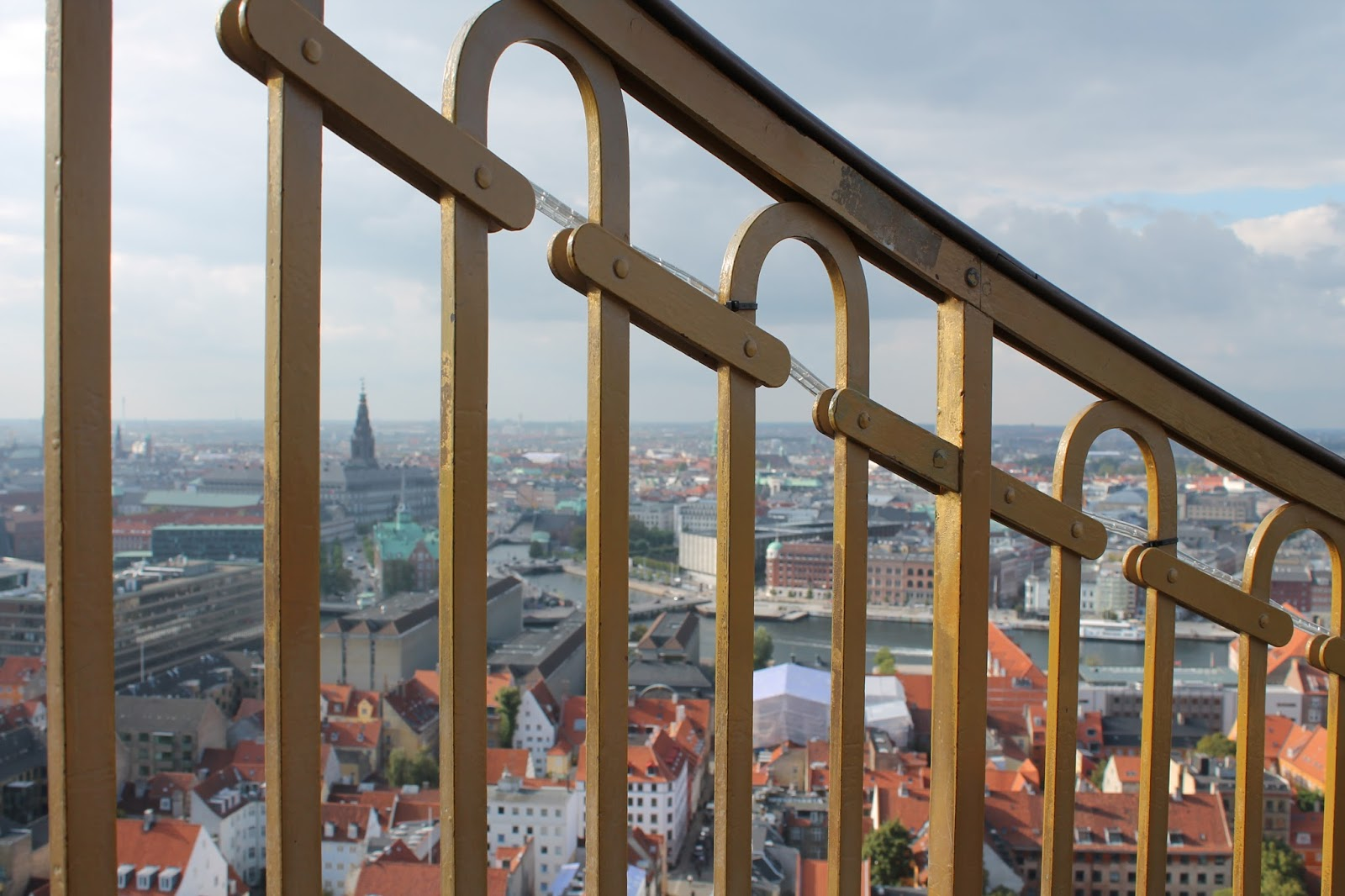 Copenhagen Travel Post - Church of our Saviour - Amazing Views