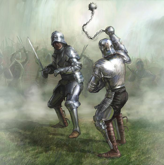 Войны средневековья