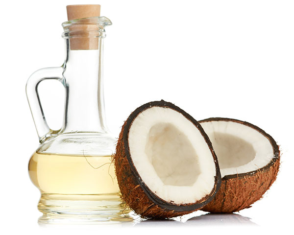 Benefits of coconut oil to skin