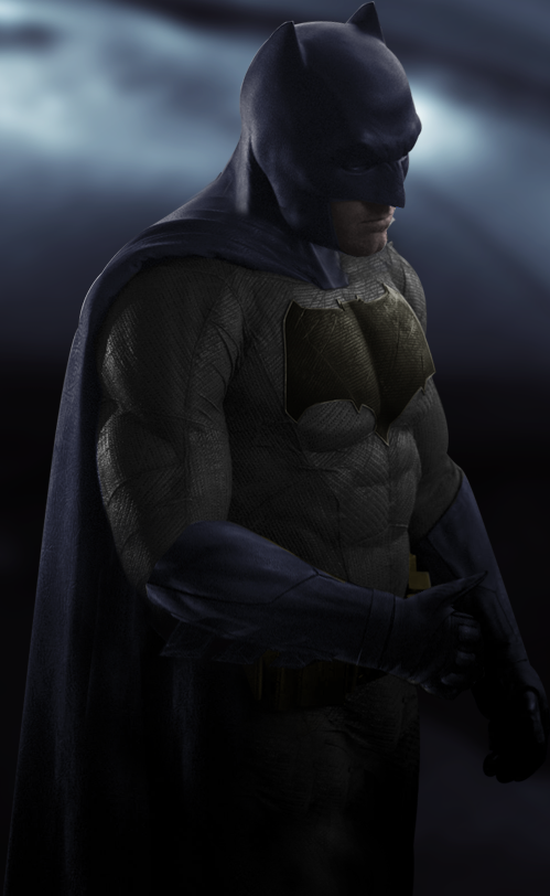 Superman Vs Batman Batman Suit