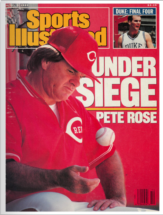 Rose Was Banned From Major League Baseball On August 24th 1989 At Times Many Have Speculated About A Return His Ban But This Point I Am