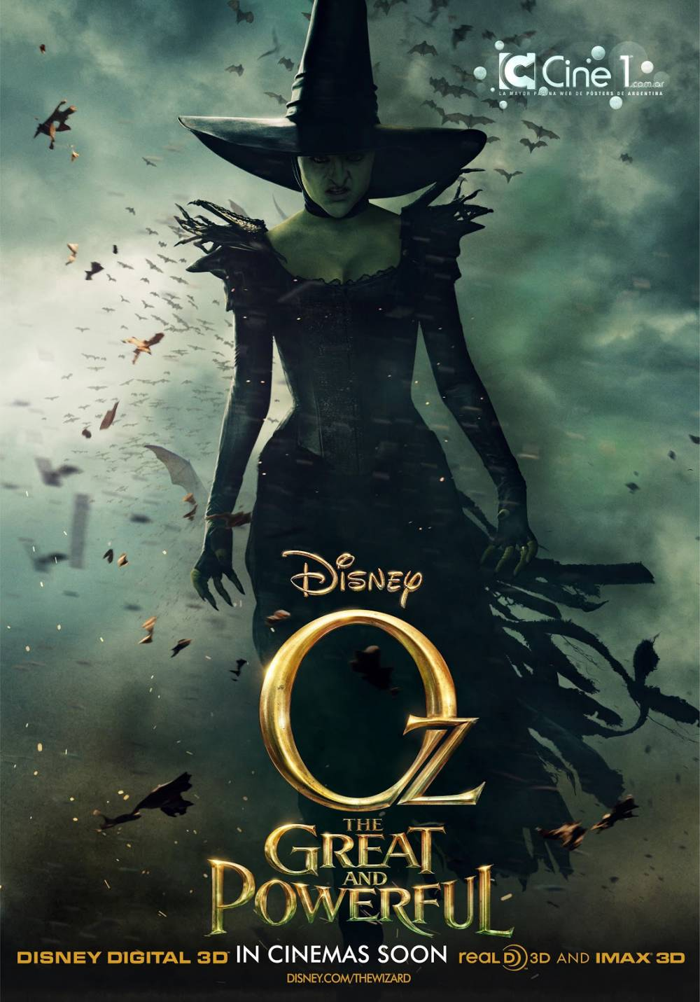 Watch Movie Oz: The Great and Powerful HD