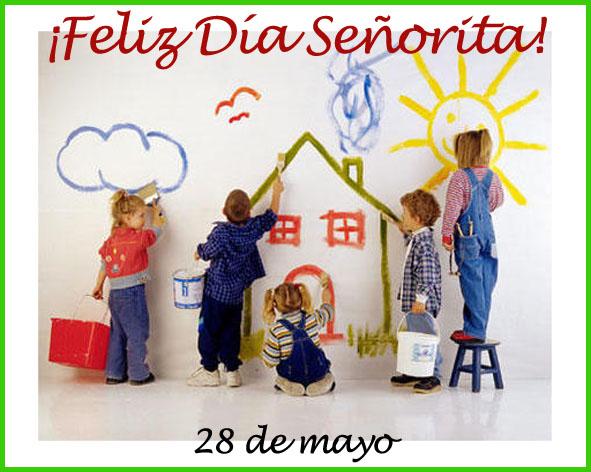 28 De Mayo D A De Los Jardines De Infantes Y De La Maestra Jardinera