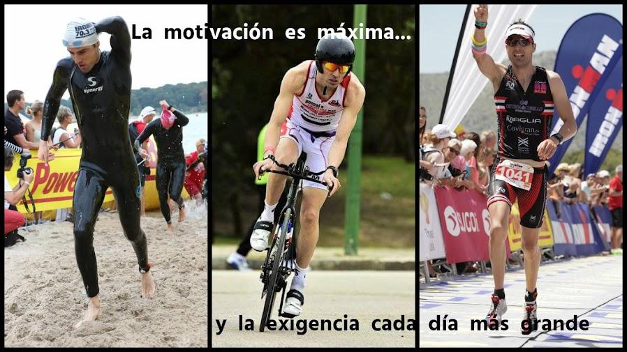 GONZALO SÁNCHEZ  Triatleta Ironman