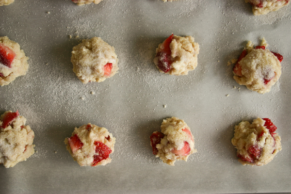 ... Two Ways: Brown Butter Chocolate Chunk & Strawberry Shortcake