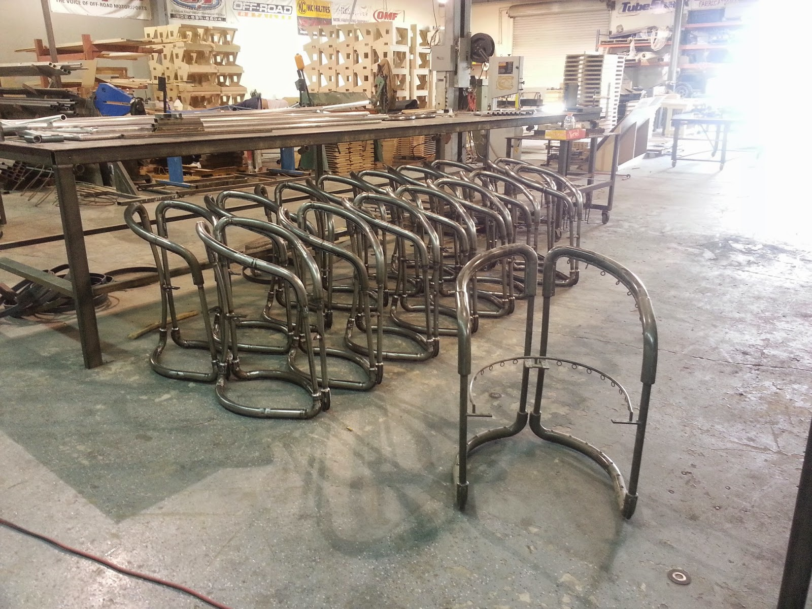 Metal Furniture And Fixtures All Design And Fabrication