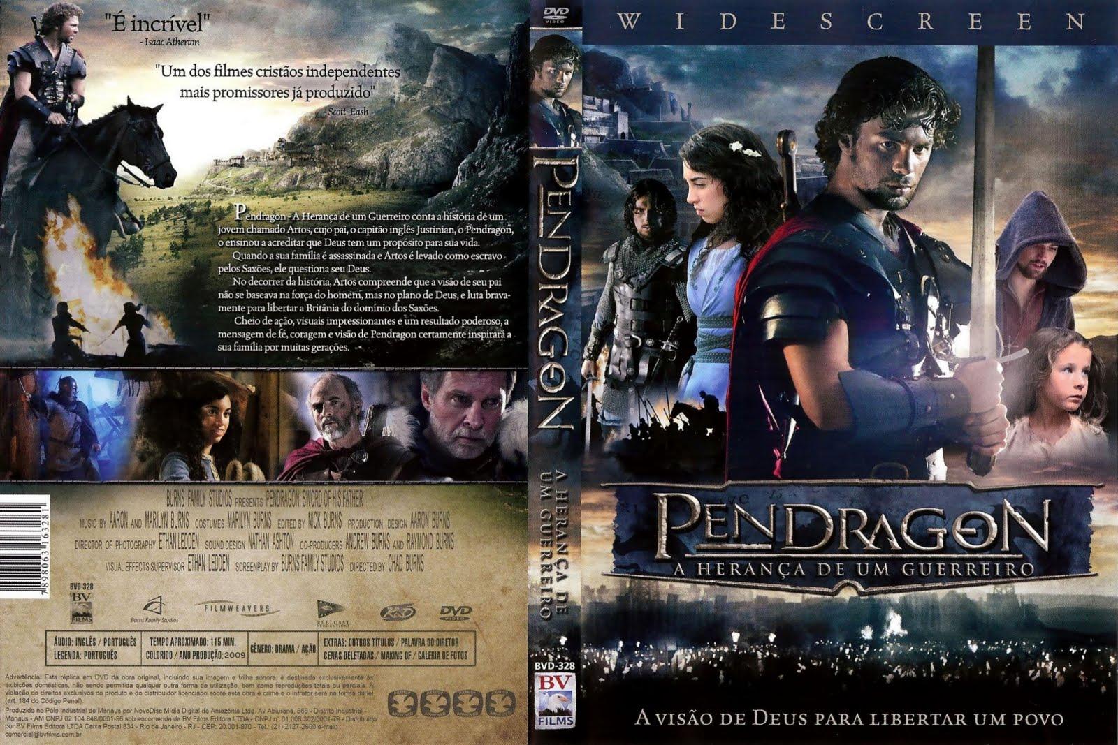 FILME ONLINE PENDRAGON A HERANÇA DE UM GUERREIRO