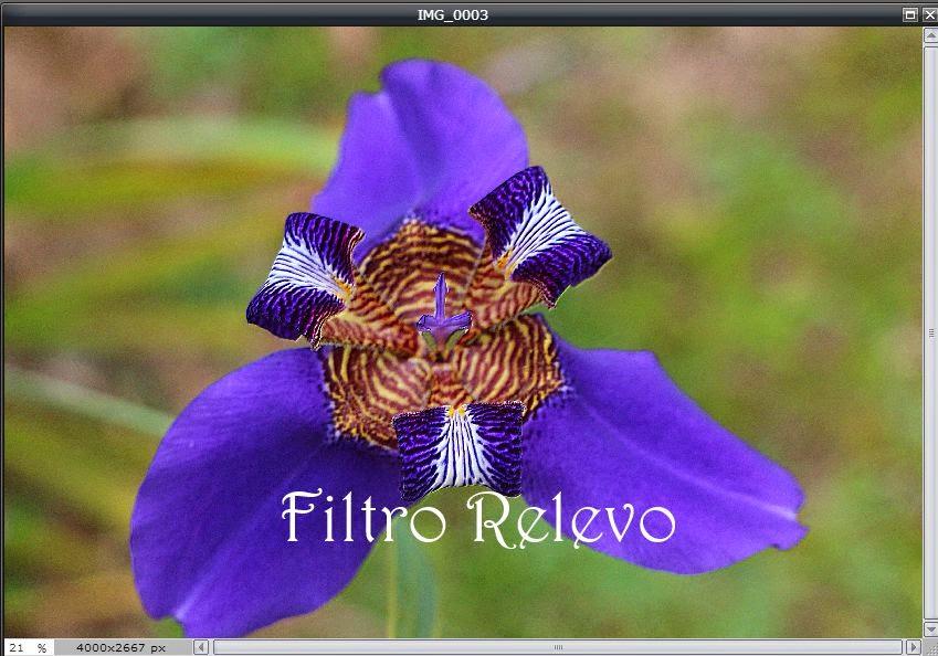 Pixlr - Relevo