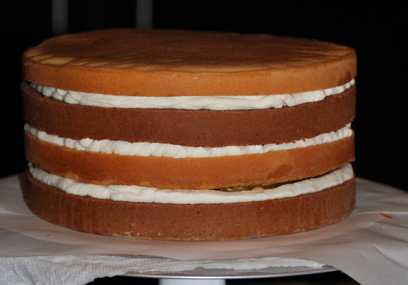 Торт Интрига с вертикальными коржами - рецепт с фото 57