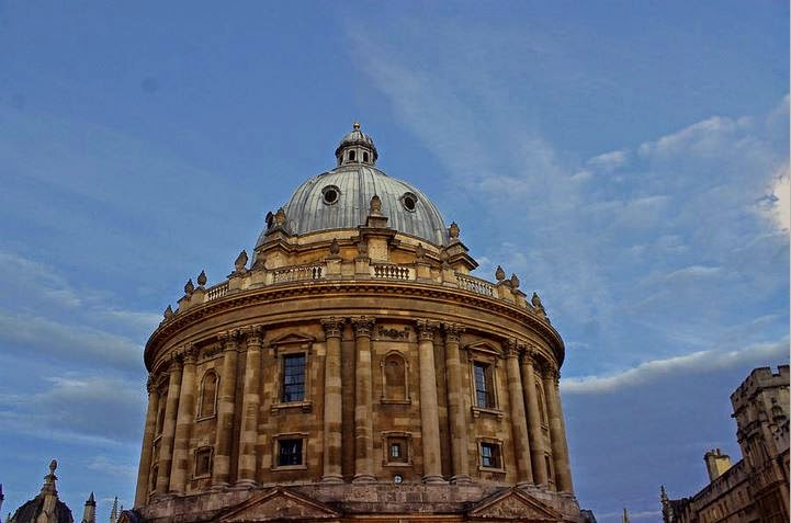 Radcliffe Camera at Twilight