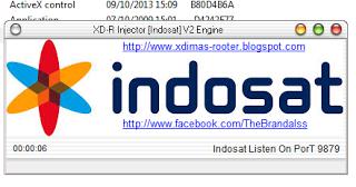 Injek Indosat Terbaru Oktober