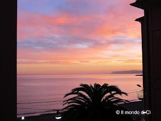 Vista mare, Liguria