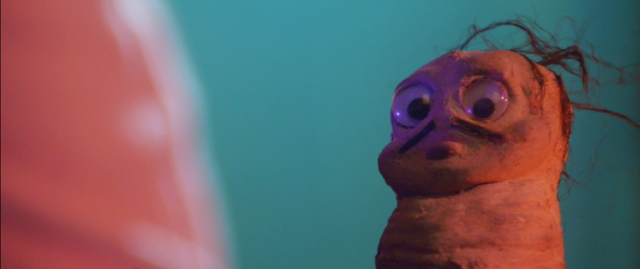This worm's face was the funniest thing in ThanksKilling 3