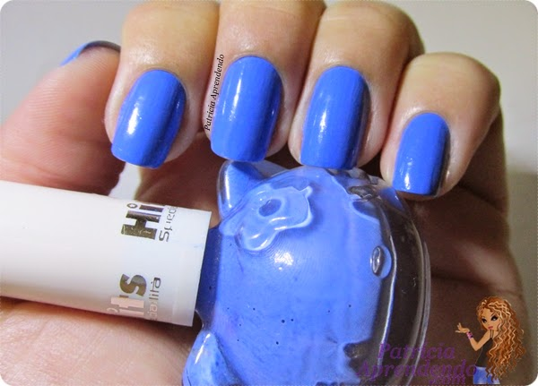 Esmalte Hits Speciallità Hello Kitty Blueberry