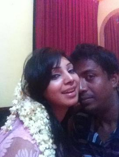 bangladeshi actress prova and her husband shanto