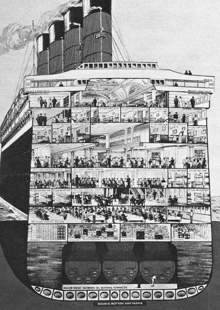Transatlantic Era RMS Aquitania