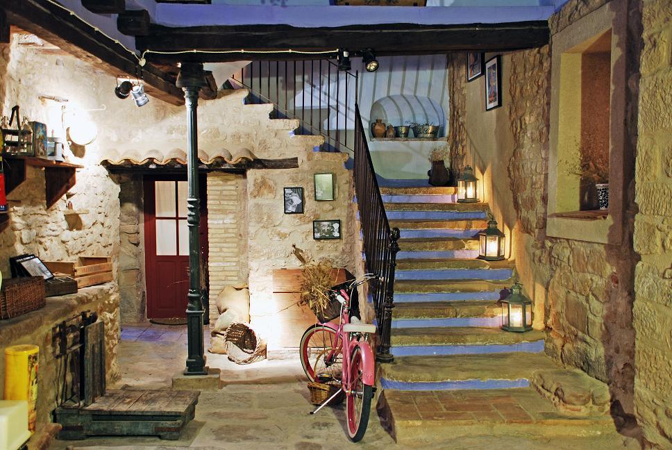 Casas rurales huesca carmen de arnas casas rurales huesca interior carmen de arnas - Casa rural catalunya piscina interior ...