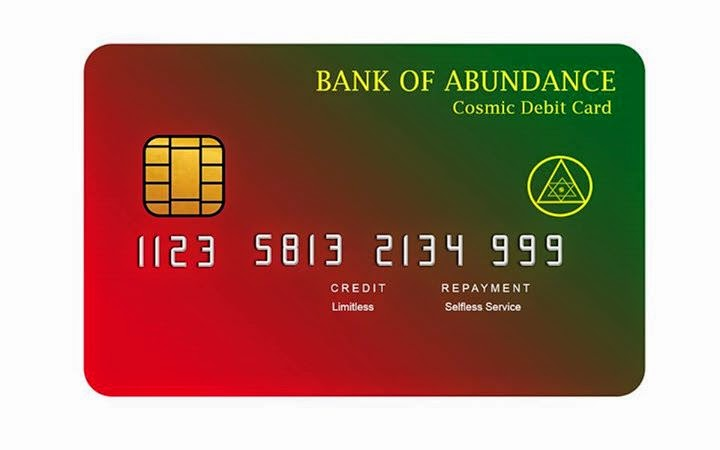 Bank of Abundance Card