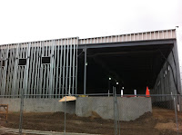 New Belgium expansion in progress October 2011