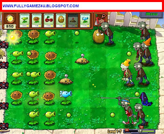 Download Plants Vs Zombies Game 100% Working