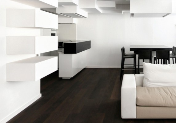 Apartment designs in various styles and color schemes for Duplex apartment design