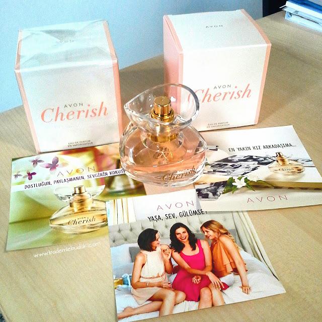 Cherish parfüm