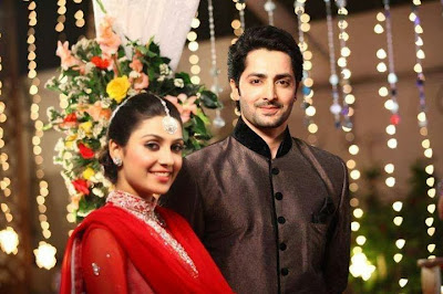 Danish Taimoor and Ayeza Khan Will inshaAllah Marry on 30th of December 2013
