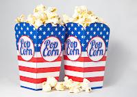 popcorn bakje USA